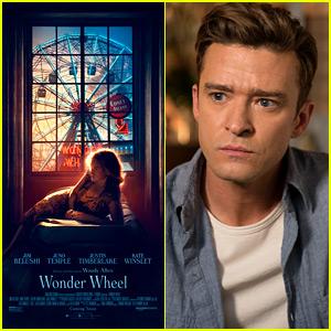 Kate Winslet & Justin Timberlake's 'Wonder Wheel' Debuts New Poster & Images!