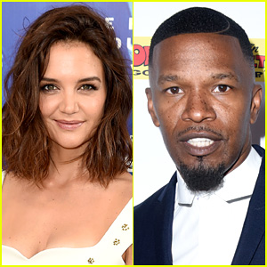 Katie Holmes & Jamie Foxx Seen Holding Hands in Public, Finally!