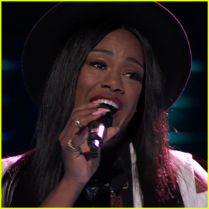Keisha Renee, Nicki Minaj's Former Backup Singer, Gets Four-Chair Turn on 'The Voice' (Video)