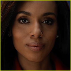 Kerry Washington Flashes a Smile in Promo for Final Season of 'Scandal' - Watch Now!