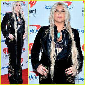 Kesha Has Lots of Surprises For the iHeartRadio Music Festival