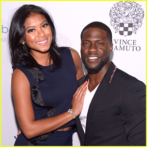Kevin Hart & Pregnant Wife Eniko Pose for Family Photos Amid Extortion Scandal