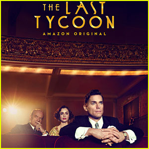 Matt Bomer & Lily Collins' 'Last Tycoon' Cancelled By Amazon