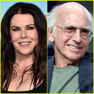 Lauren Graham to Play Larry David's Love Interest in 'Curb Your Enthusiasm' Season 9