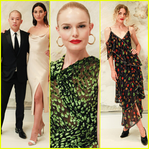 Lily Aldridge, Kate Bosworth, & Jaime King Attend Jason Wu's New Fragrance Launch