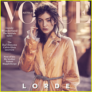 Lorde Opens Up About Becoming an Adult: 'I Just Couldn't Write It All Down Fast Enough'