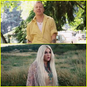 Macklemore & Kesha Debut 'Good Old Days' Music Video - Watch Here!