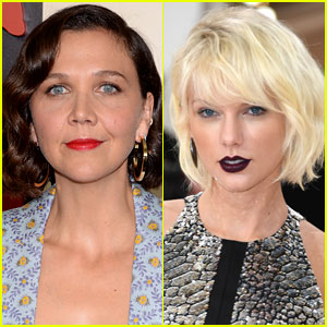 Maggie Gyllenhaal Speaks to Taylor Swift's Missing Scarf