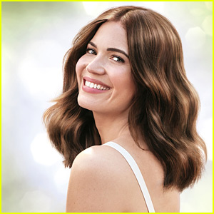 Mandy Moore Is the New Face of Garnier!
