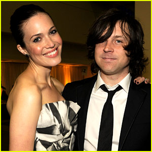 Mandy Moore Votes with Birthday Boy Ryan Adams! | Mandy ...