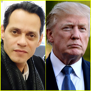 Marc Anthony Slams Donald Trump for Talking About NFL & Urges Him to Help Puerto Rico