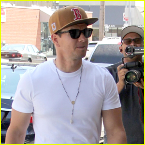 Mark Wahlberg Steps Out Looking Buff in Beverly Hills