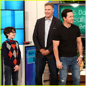 Are Mark Wahlberg & Will Ferrell Smarter Than an 11-Year-Old? Watch Now!