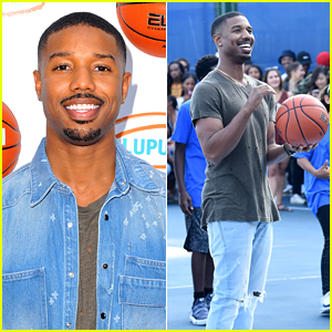 Michael B. Jordan Hosts Lupus LA's First MBJAM17!