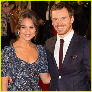 Michael Fassbender & Alicia Vikander Marriage Rumors Are Brewing!