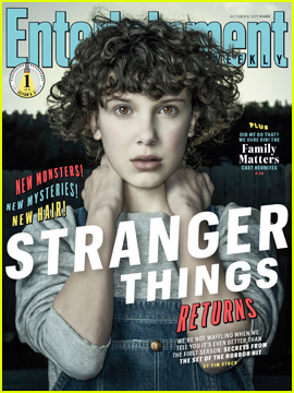 Millie Bobby Brown & 'Stranger Things' Cast Talk Season Two: 'It Gets Much Crazier'