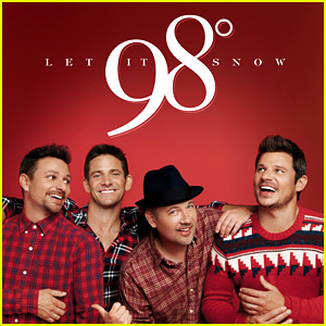 Nick Lachey & 98 Degrees Announce New Christmas Album!