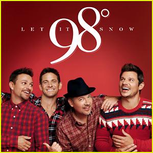 Nick Lachey & 98 Degrees Announce New Christmas Album!
