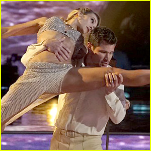 Nick Lachey Dances a Tango for