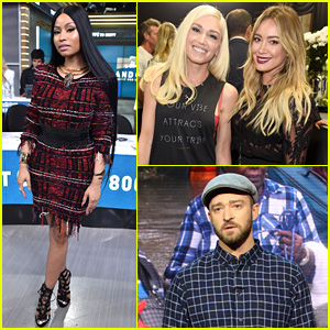 Nicki Minaj, Justin Timberlake, & More Music Stars Show Support for 'Hand in Hand'