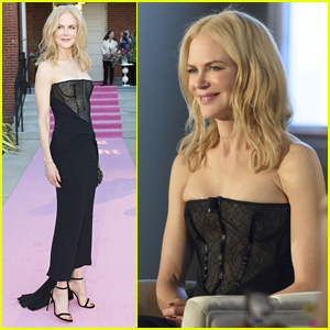 Nicole Kidman is Honored for Her Work on 'Big Little Lies'