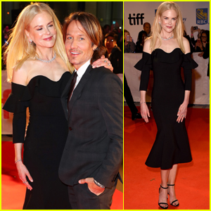 Nicole Kidman & Keith Urban Couple Up at 'The Upside' Premiere