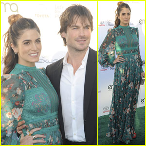 Ian Somerhalder & Nikki Reed Step Out After Birth Control Pill Controversy