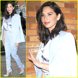 Olivia Munn Explains Dog Walking App Wag To Trevor Noah on 'The Daily Show' - Watch Here!