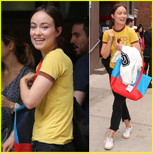 Olivia Wilde Shares a Super Cute Photo of Daughter Daisy!