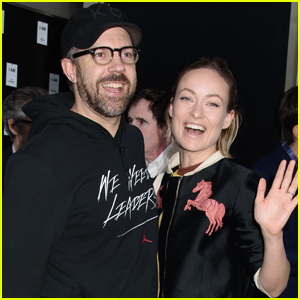 Olivia Wilde Sends Sweet Birthday Messages to Jason Sudeikis