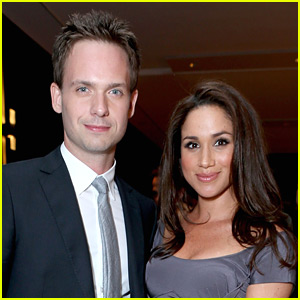 Patrick J. Adams Deleted Social Media Accounts After His Meghan Markle Photo Was Misconstrued By Media