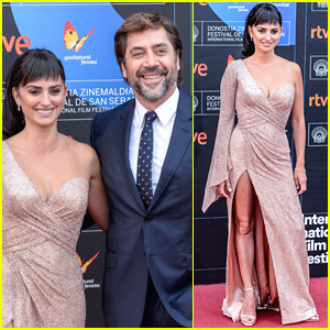 Penelope Cruz & Javier Bardem Stun at 'Loving Pablo' Photocall at San Sebastian Film Fest