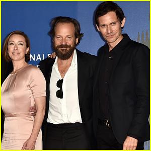 Peter Sarsgaard Debuts New Netflix Series 'Wormwood' in Venice!