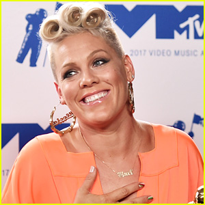Pink Donates $500,000 to Red Cross After Hurricane Harvey