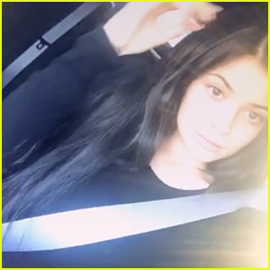 Pregnant Kylie Jenner's Barely There Baby Bump is Seen in New Snapchat Clips