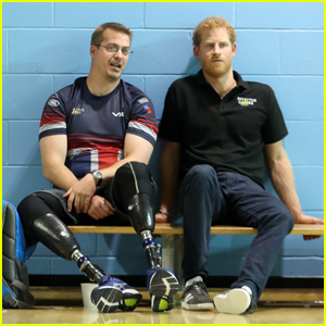 Prince Harry Helps Kick Off Invictus Games in Canada!