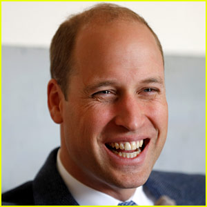 Prince William Cracks a Joke About His Hair!