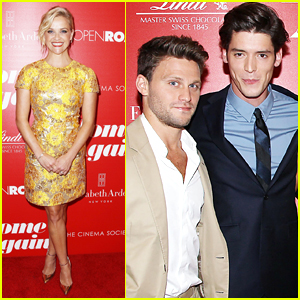 Reese Witherspoon Attends 'Home Again' Screening in NYC