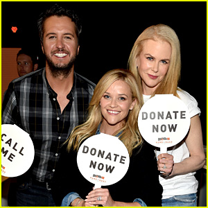 Reese Witherspoon & Nicole Kidman Join Country Stars at 'Hand in Hand' in Nashville!