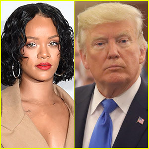 Rihanna Is Urging Donald Trump to Pay Attention to Puerto Rico