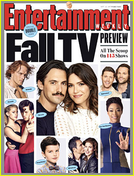 'This Is Us', 'Riverdale' & More Cover 'Entertainment Weekly's Fall TV Preview Issue