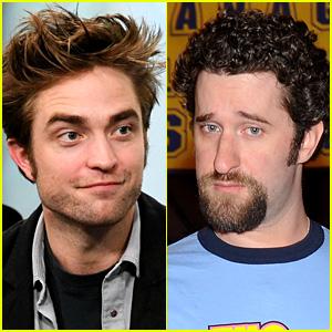 Robert Pattinson Recalls Living Next to Dustin Diamond, aka Screech!