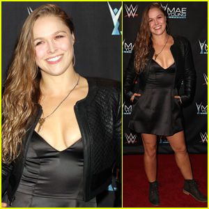 Ronda Rousey Attends First Event Since Tying the Knot