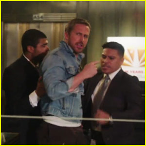 Ryan Gosling Gets Caught By NBC Security in 'SNL' Promo - Watch Now!