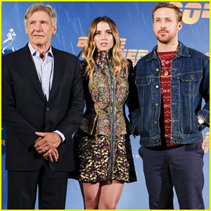Ryan Gosling Says 'It Was A Privilege' to Get Punched By Harrison Ford on 'Blade Runner 2049'