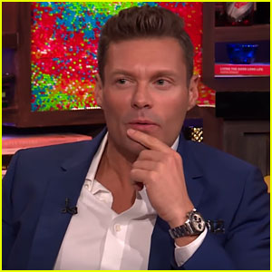 Ryan Seacrest Reacts to Mariah Carey's Infamous New Year's Eve Performance!