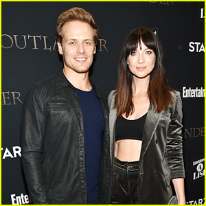 Outlander costars dating
