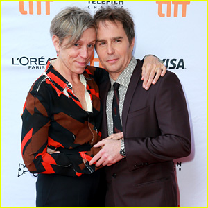 Sam Rockwell & Frances McDormand Premiere 'Three Billboards' at TIFF
