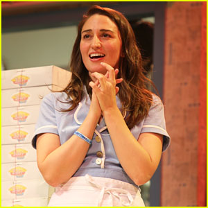 Sara Bareilles Hosts Special Edition of 'Waitress' Cast Album Karaoke!