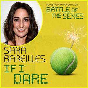 Sara Bareilles: 'If I Dare' Stream, Lyrics, & Download - Listen Now!